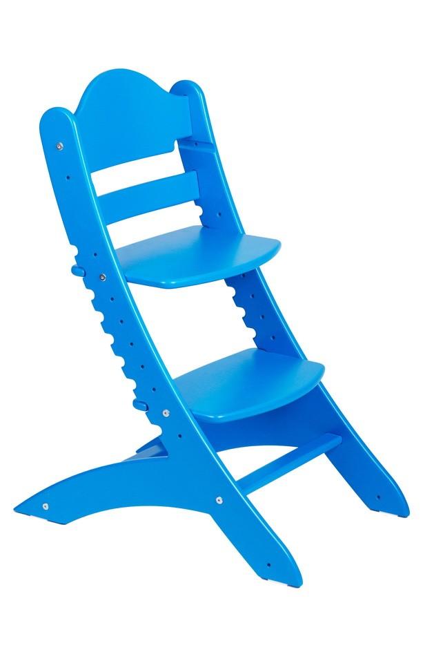 Детский растущий стул «Два кота» М1 СинийСтулья и кресла<br><br>Цвет: Синий; Бренд: Два кота; Ширина (см): 44,5; Глубина (см): 65; Высота (см): 85;