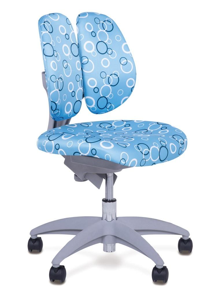 Детское кресло FunDesk SST9 (Mio) ГолубойСтулья и кресла<br><br>Цвет: Голубой; Бренд: FunDesk; Ширина (см): 47; Глубина (см): 47; Высота (см): 75-84;