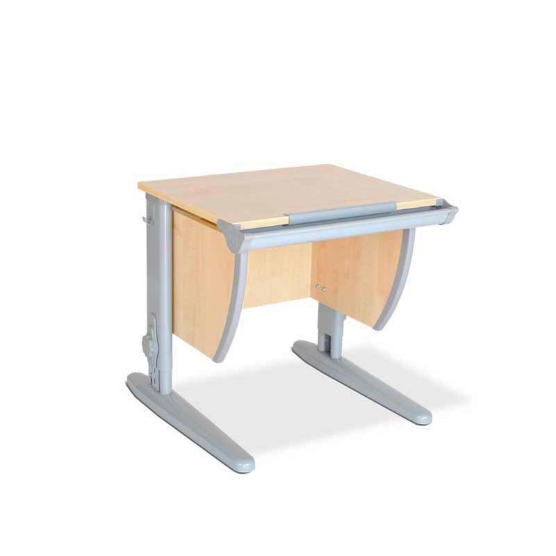 Парта Дэми СУТ-13Парты и столы<br><br>Бренд: Дэми; Ширина (см): 60; Глубина (см): 56; Высота (см): 53-81,5;