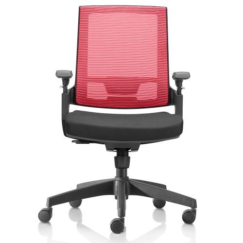 Компьютерное кресло Rifforma Z.MAX-06 Красно-черный