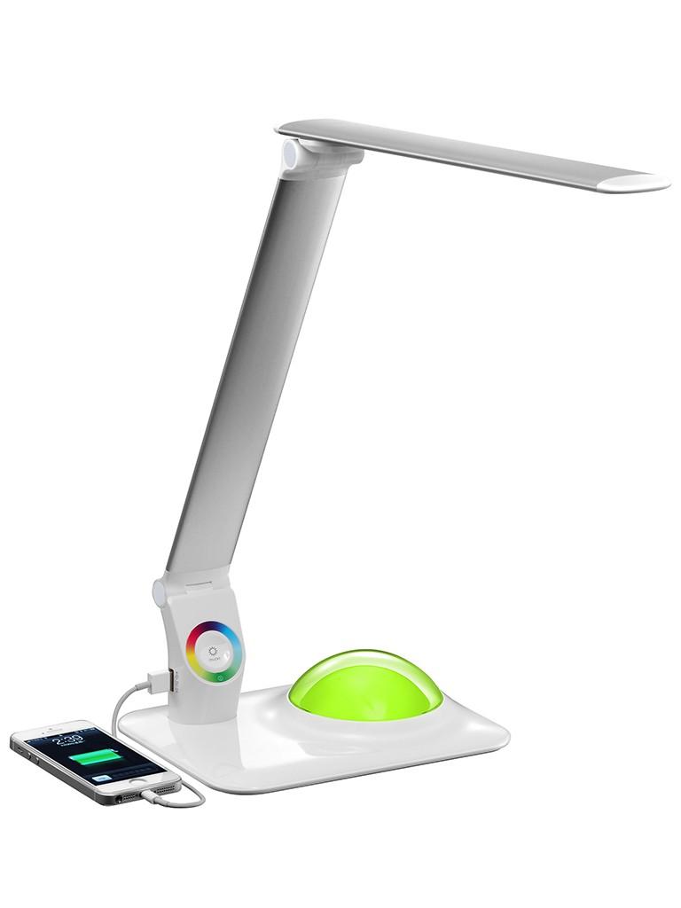 Лампа светодиодная Mealux DL-03Светильники<br><br>Бренд: Mealux; Высота (см): 43;