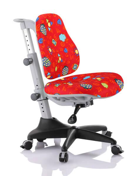Детское кресло Comf-Pro Y-518 Match (Матч) Красный с жучкамиСтулья и кресла<br><br>Цвет обивки кресла: Красный с жучками; Бренд: Comf-Pro; Ширина (см): 60; Глубина (см): 60;
