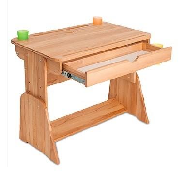 Парта-мольберт Школярик с выдвижным ящиком С-470-1 (70 см)Парты и столы<br><br>Бренд: Школярик; Ширина (см): 70; Глубина (см): 58; Высота (см): 46-64;