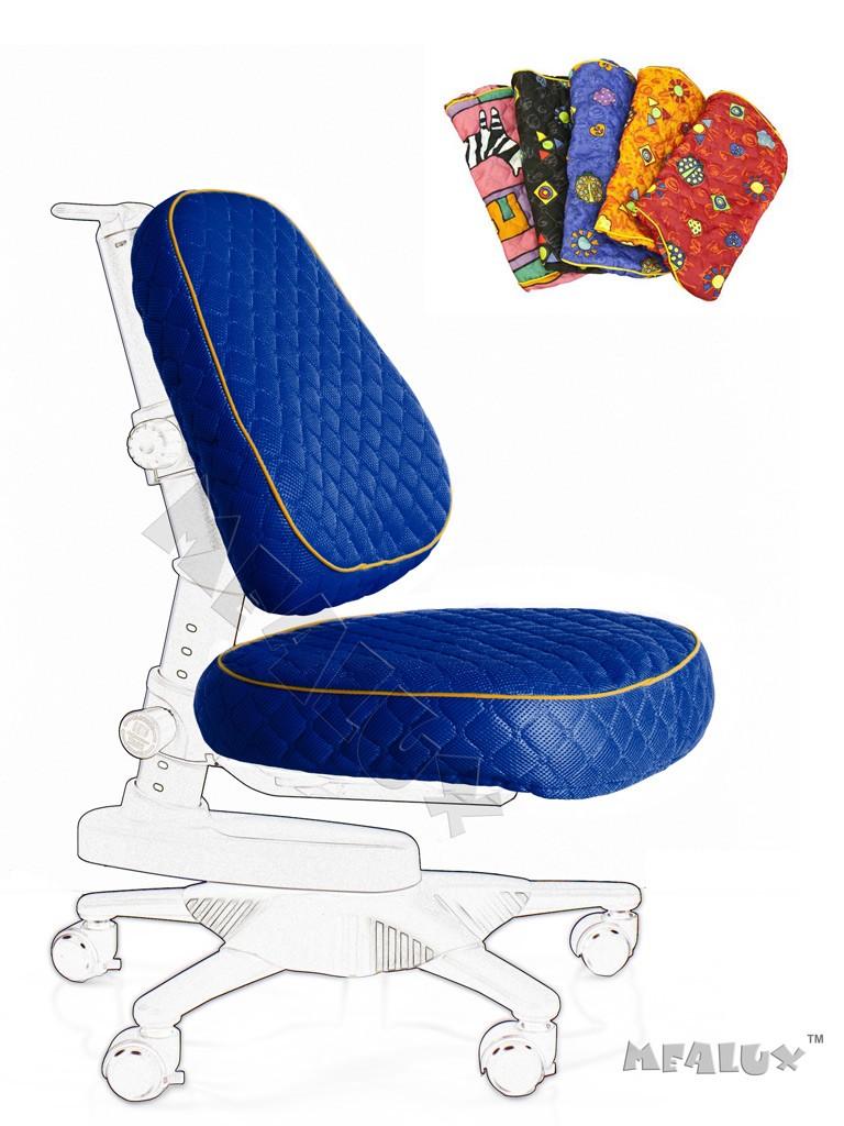Чехол для кресла Newton Y-818 / Match Y-518 СинийАксессуары<br><br>Цвет обивки кресла: Синий; Бренд: Comf-Pro;