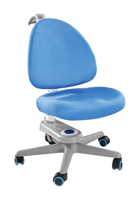 Детское компьютерное кресло FunDesk SST10 Голубой