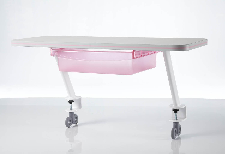 Бокс для полок TCT Nanotec РозовыйАксессуары<br><br>Цвет: Розовый; Бренд: TCT Nanotec; Ширина (см): 28; Глубина (см): 24; Высота (см): 7;