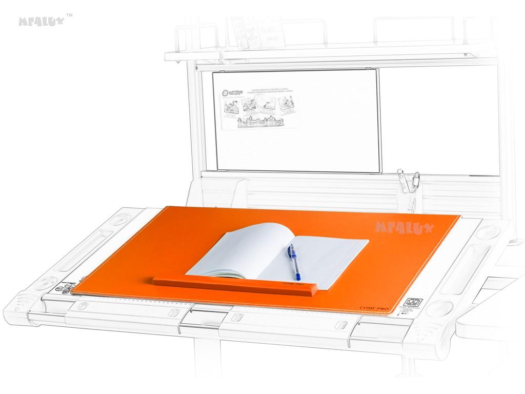 Настольное покрытие Comf-Pro PAD-01 ОранжевыйАксессуары<br><br>Цвет: Оранжевый; Бренд: Comf-Pro; Ширина (см): 71; Глубина (см): 41;