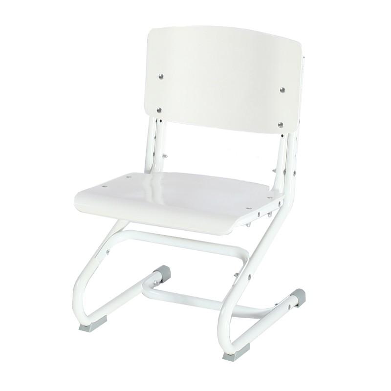 Растущий стул Дэми СУТ.02-01 фанера Белый Белый