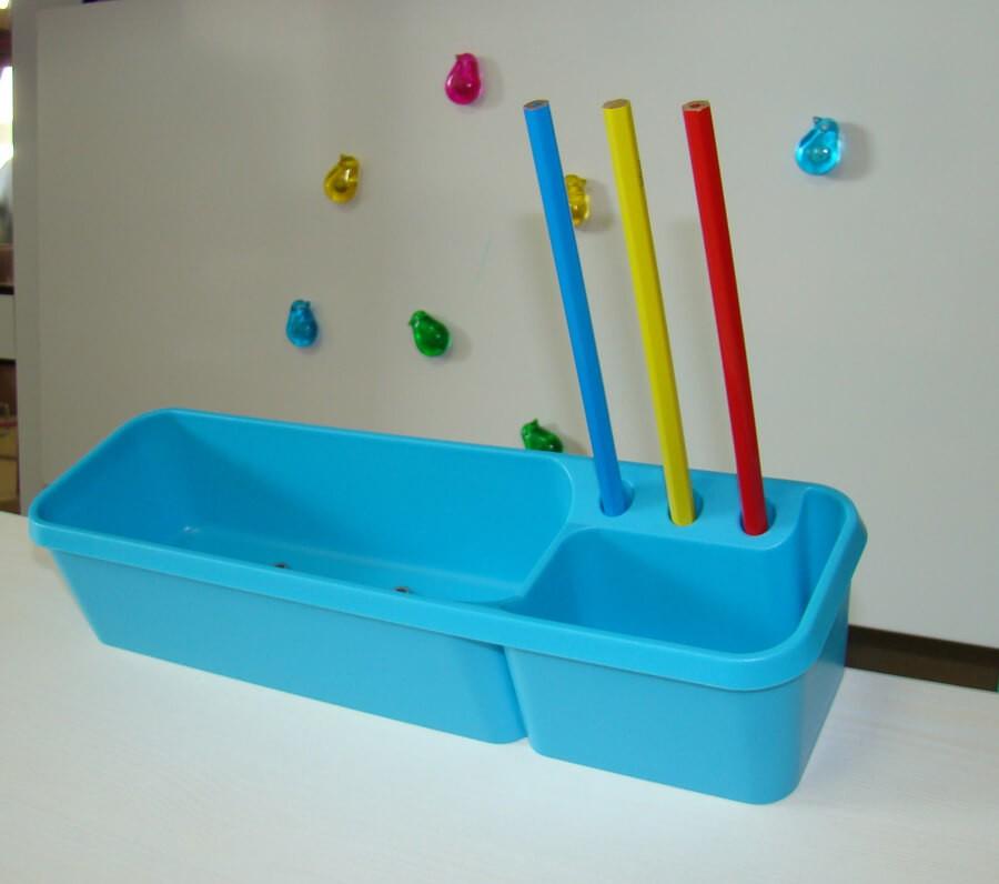 Пенал-контейнер навесной TCT Nanotec ГолубойАксессуары<br><br>Цвет: Голубой; Бренд: TCT Nanotec; Ширина (см): 29; Глубина (см): 8,5; Высота (см): 6;