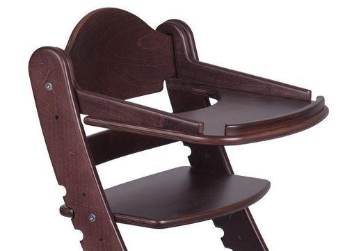 """Столик для детского растущего стула """"Два Кота"""" Венге"""