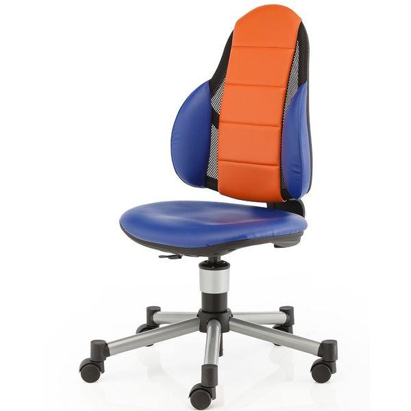 Кресло Kettler Berry Free Сине-оранжевыйСтулья и кресла<br><br>Цвет: Сине-оранжевый; Бренд: Kettler; Ширина (см): 44; Глубина (см): 60; Высота (см): 88-100;