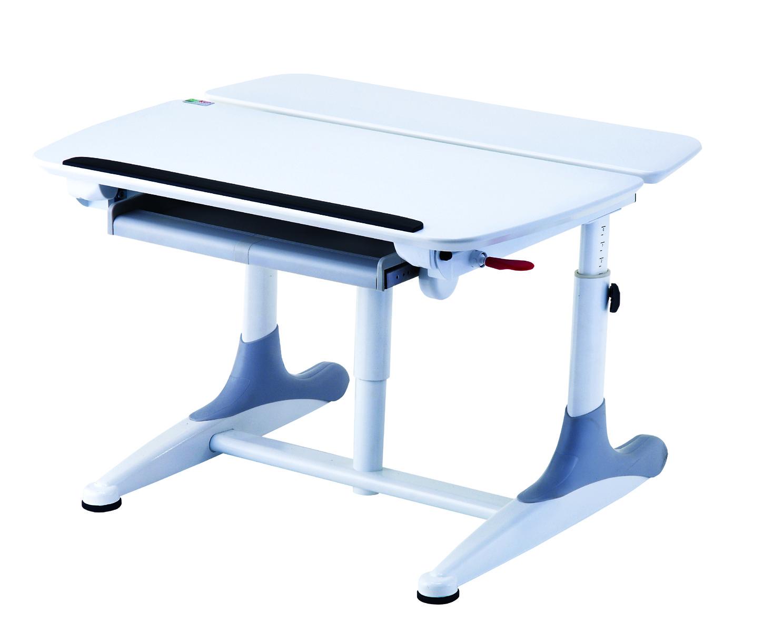 Детский стол Mealux KantПарты и столы<br><br>Бренд: Mealux; Ширина (см): 94; Глубина (см): 70; Высота (см): 52-78;