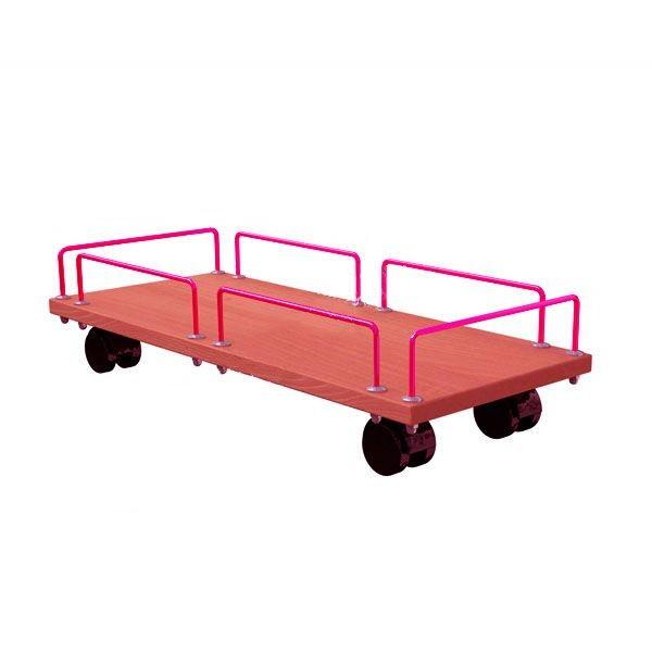 Подставка под системный блок ПСБ.03 (750х250 мм) Яблоня РозовыйАксессуары<br><br>Цвет материала: Яблоня; Цвет каркаса: Розовый; Бренд: Дэми; Ширина (см): 75; Глубина (см): 25;