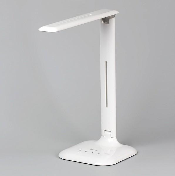 Настольный светильник SmartBuy SBL-DL-7-NW5-S-WhiteСветильники<br><br>Бренд: Smartbuy;