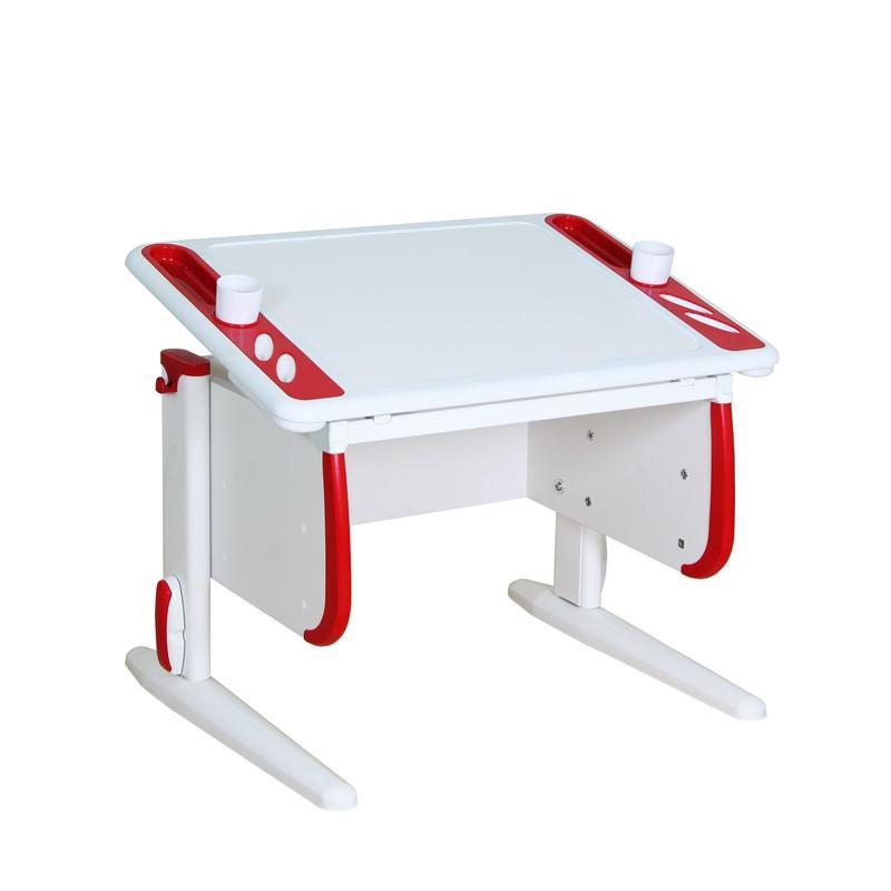 Купить со скидкой Парта Дэми White-Techno Mini СУТ-26 Белый Красный