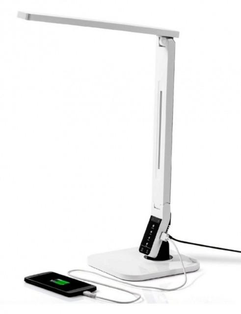 Лампа светодиодная Mealux CV-100 БелыйСветильники Mealux<br><br>Цвет: Белый; Бренд: Mealux;