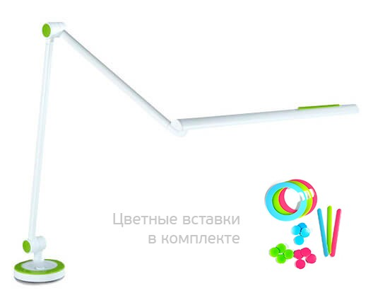 Светодиодный светильник на штанге 2001Светильники<br><br>Бренд: TCT Nanotec; Высота (см): 46;
