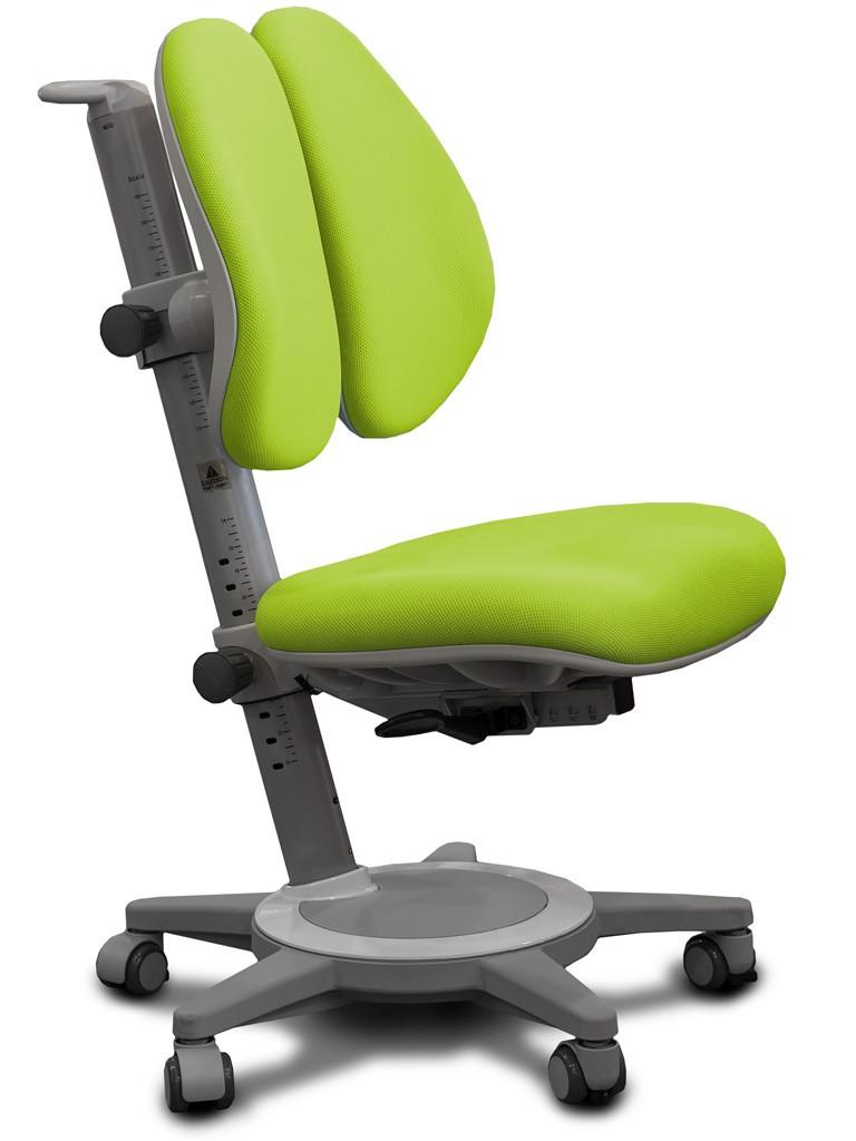 Детское кресло Mealux Y-415 Cambridge Duo Зеленый СерыйСтулья и кресла<br><br>Цвет обивки кресла: Зеленый; Цвет каркаса: Серый; Бренд: Mealux;