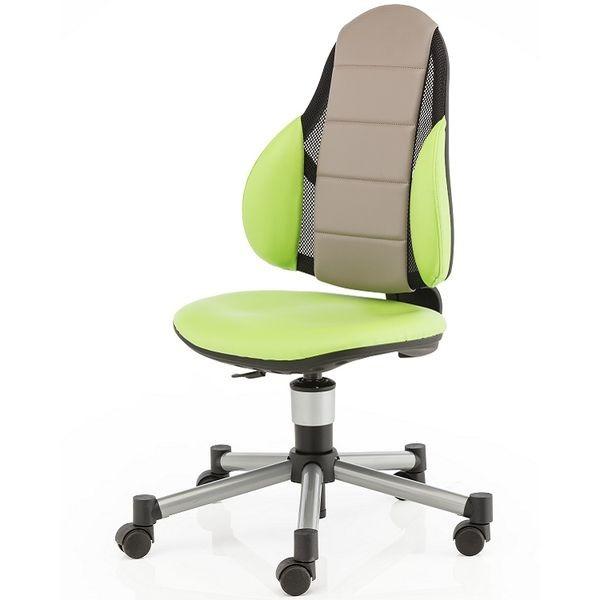 Кресло Kettler Berry Free Салатово-бежевыйСтулья и кресла<br><br>Цвет: Салатово-бежевый; Бренд: Kettler; Ширина (см): 44; Глубина (см): 60; Высота (см): 88-100;