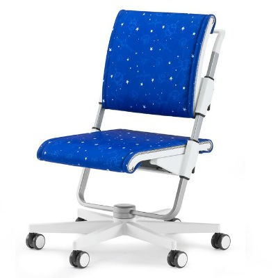 Подушка для сиденья Moll Scooter  15 ГалактикаСтулья Moll<br><br>Цвет обивки: Галактика; Бренд: Moll; Ширина (см): 44; Глубина (см): 48;