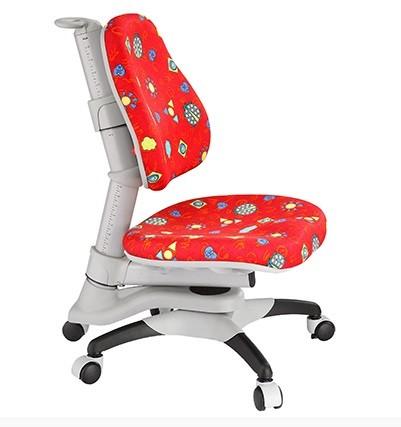 Детское эргономичное кресло Comf-Pro Y-618 Oxford Красный с жучками