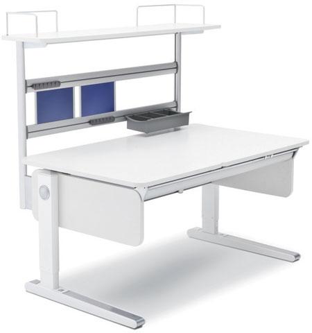 Надстройка Flex Deck для стола Moll ChampionМебель Moll<br><br>Бренд: Moll; Ширина (см): 120; Глубина (см): 30; Высота (см): 71;