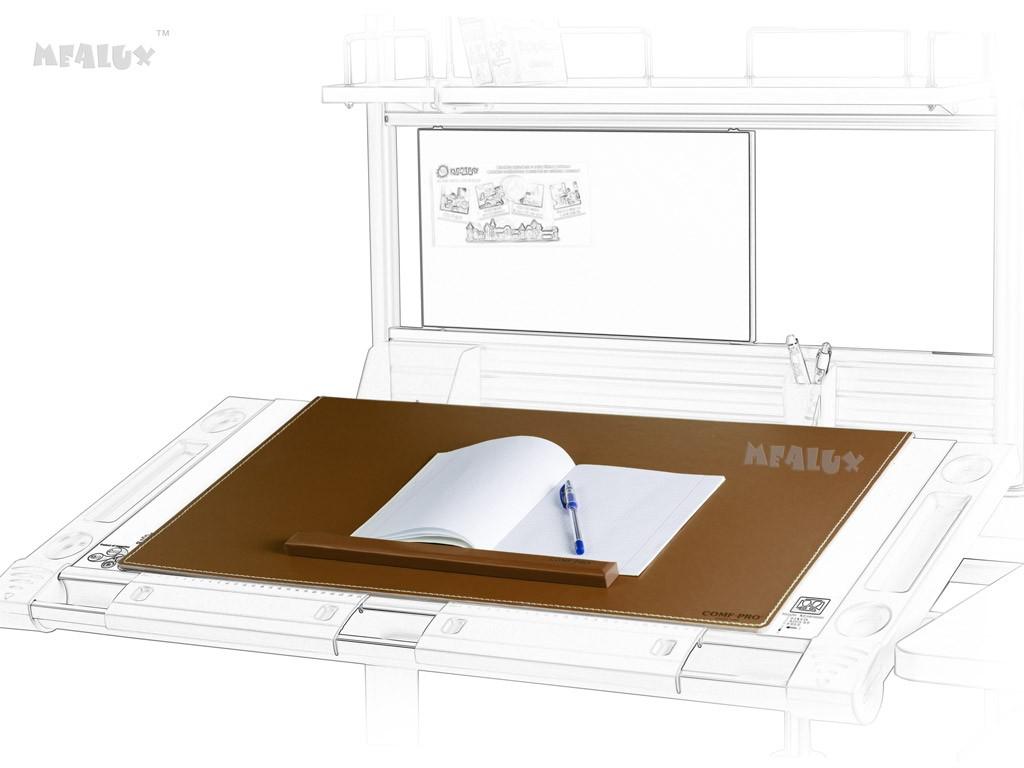 Настольное покрытие Comf-Pro PAD-01 КоричневыйАксессуары<br><br>Цвет: Коричневый; Бренд: Comf-Pro; Ширина (см): 71; Глубина (см): 41;
