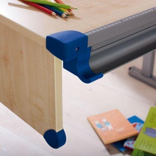 Цветные уголки Kettler для парт School и Comfort СинийАксессуары<br><br>Цвет: Синий; Бренд: Kettler;