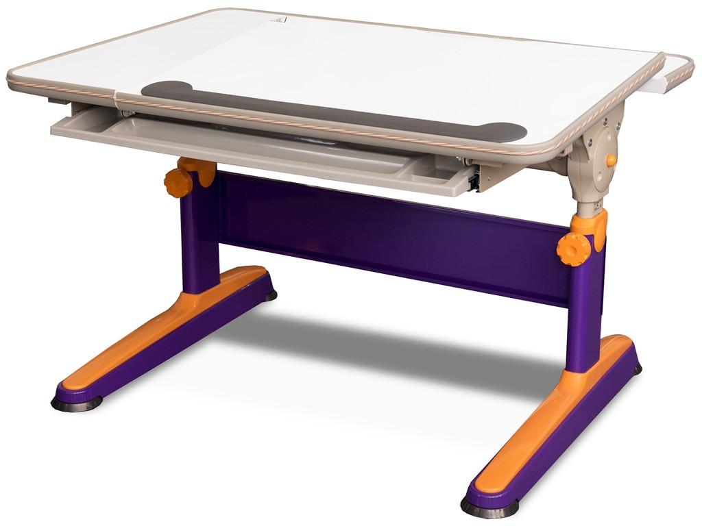 Детский стол Mealux SantiagoПарты и столы<br><br>Бренд: Mealux; Ширина (см): 105; Глубина (см): 73; Высота (см): 57-85;