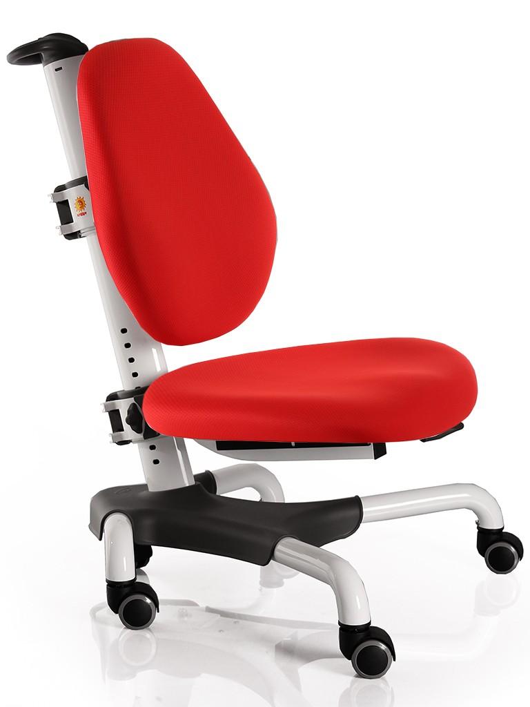 Детское кресло Mealux Y-517 Nobel Красный БелыйСтулья и кресла<br><br>Цвет обивки кресла: Красный; Цвет каркаса: Белый; Бренд: Mealux; Ширина (см): 53; Глубина (см): 58; Высота (см): 77;