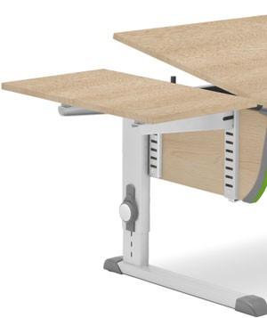 Боковая приставка Side Top для стола Moll Joker ДубМебель Moll<br><br>Цвет ДСП: Дуб; Бренд: Moll; Ширина (см): 40; Глубина (см): 67;