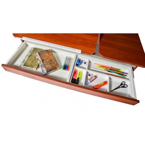 Выдвижной ящик к партам Моно-2, Твин-2 ЯблоняТумбы, стеллажи<br><br>Цвет материала: Яблоня; Бренд: Астек;