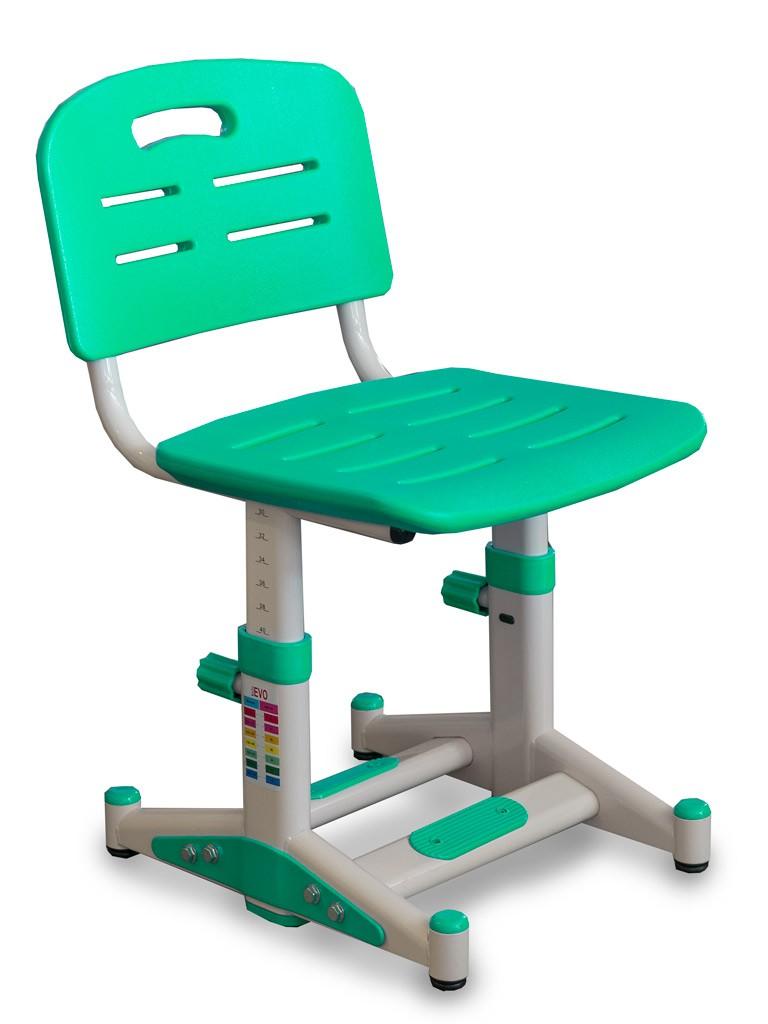 Детский стул Mealux EVO-301 New ЗеленыйСтулья и кресла<br><br>Цвет: Зеленый; Бренд: Mealux;