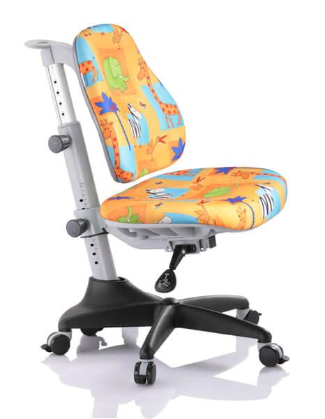 Детское кресло Comf-Pro Y-518 Match (Матч) Оранжевый со зверями