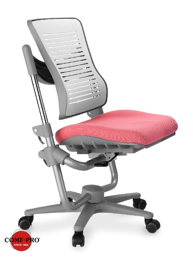 Детское кресло Comf-Pro Angel C3-400 розовыйКресла Comf-Pro<br><br>Цвет обивки кресла: Розовый; Бренд: Comf-Pro; Глубина (см): 33-48; Высота (см): 77-94,5;