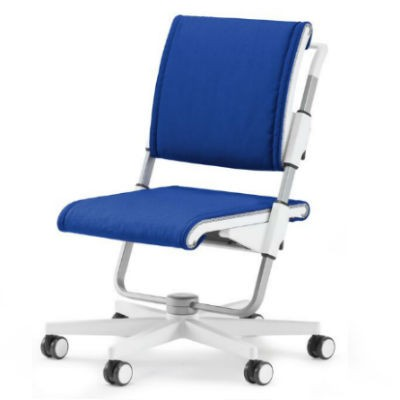 Подушка для сиденья Moll Scooter 15 СинийСтулья Moll<br><br>Цвет обивки: Синий; Бренд: Moll; Ширина (см): 44; Глубина (см): 48;