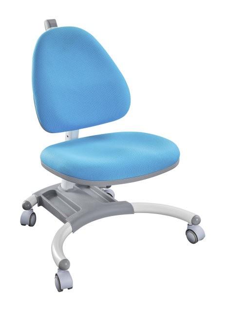 Детское компьютерное кресло FunDesk SST4 Голубой
