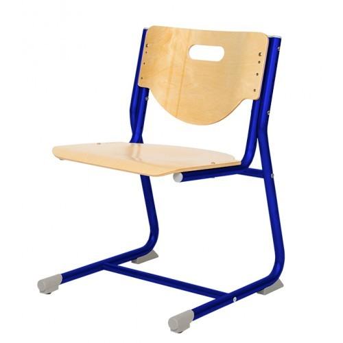 Стул-трансформер Астек SF-3 Береза СинийСтулья и кресла<br><br>Цвет материала: Береза; Цвет каркаса: Синий; Бренд: Астек; Ширина (см): 41; Глубина (см): 39;