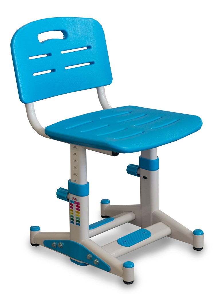 Детский стул Mealux EVO-301 New Голубой