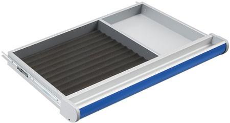 Выдвижной ящик для стола Moll Winner CompactДоп. элементы Moll<br><br>Бренд: Moll; Ширина (см): 73; Глубина (см): 37; Высота (см): 5,5;