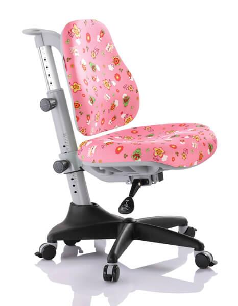 Детское кресло Comf-Pro Y-518 Match (Матч) Розовый с цветами