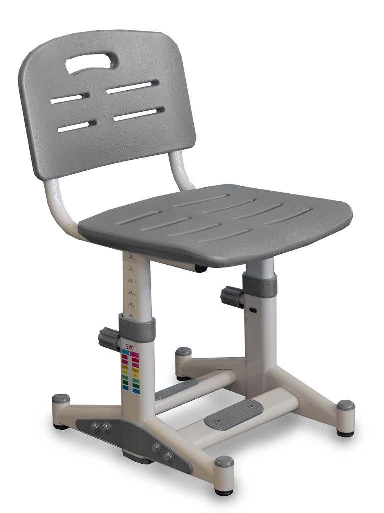 Детский стул Mealux EVO-301 New Серый