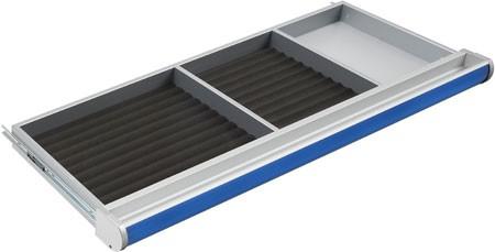 Выдвижной ящик для стола Moll WinnerДоп. элементы Moll<br><br>Бренд: Moll; Ширина (см): 103; Глубина (см): 37; Высота (см): 5,5;