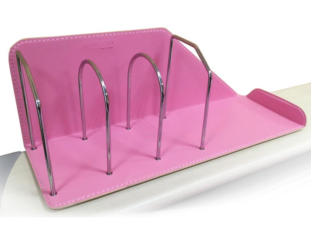 Подставка для книг Comf-Pro KS-06 РозовыйАксессуары<br><br>Цвет: Розовый; Бренд: Comf-Pro; Ширина (см): 51,5; Глубина (см): 18,5; Высота (см): 18,7;