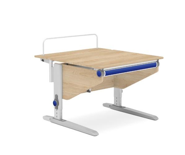 Задняя приставка Multi Deck для стола Moll Winner Compact ДубМебель Moll<br><br>Цвет ДСП: Дуб; Бренд: Moll; Ширина (см): 86; Глубина (см): 22; Высота (см): 17;