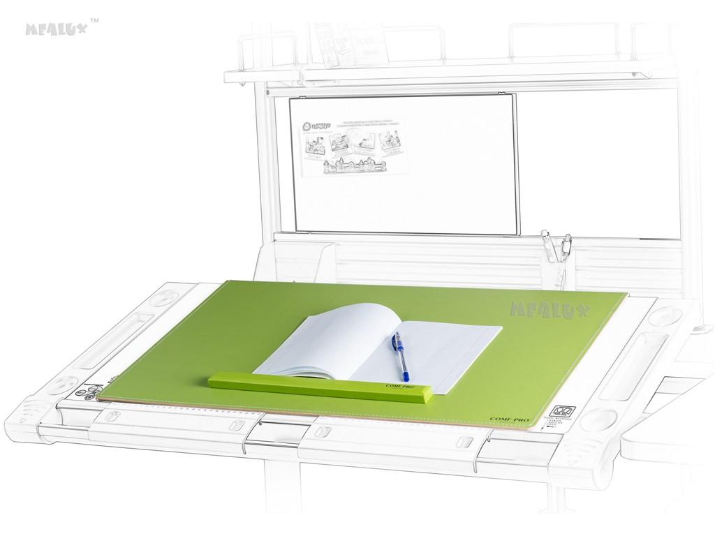 Настольное покрытие Comf-Pro PAD-01 ЗеленыйАксессуары<br><br>Цвет: Зеленый; Бренд: Comf-Pro; Ширина (см): 71; Глубина (см): 41;