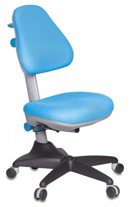Купить Растущее детское кресло Бюрократ KD-2 Голубой, Бюрократ, Россия