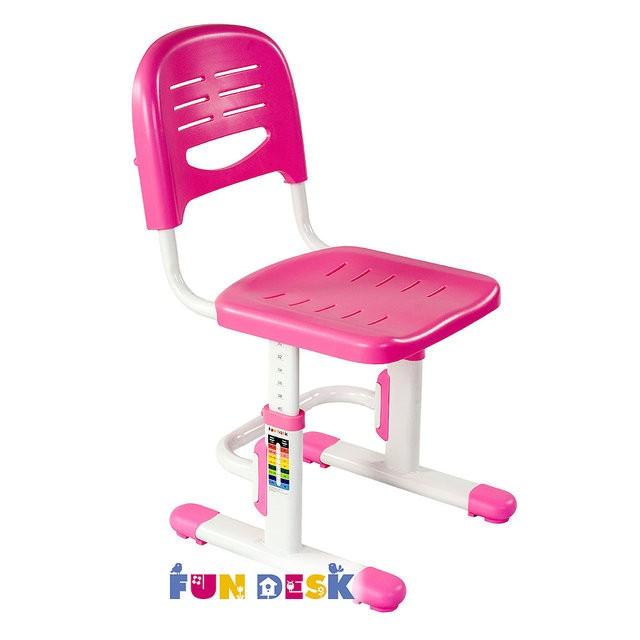 Детский стул FunDesk SST3 Розовый