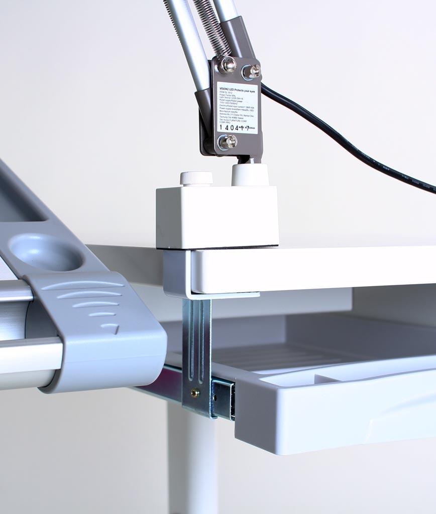Купить Лампа настольная светодиодная Comf-Pro DL-1012 в интернет магазине. Цены, характеристики, фото, отзывы, обзоры