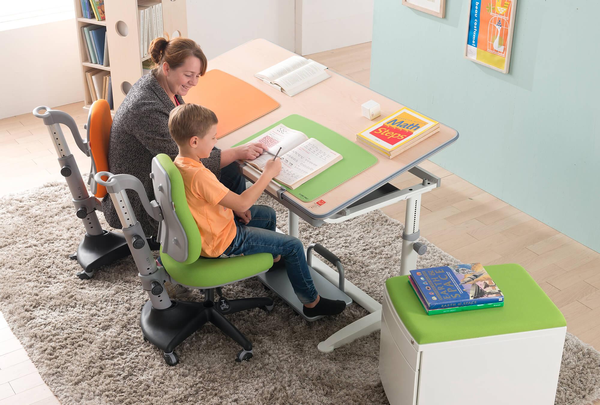 Купить Стол Comf-Pro Twins BD-358 (Близнецы) для двоих детей в интернет магазине. Цены, характеристики, фото, отзывы, обзоры